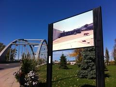 Jon Rafman, The Nine Eyes of Google Street View, sur le Boulevard Monk, Montréal