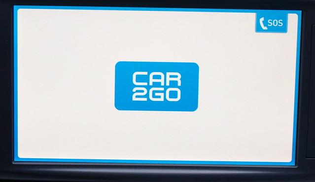Car2Go in Minneapolis