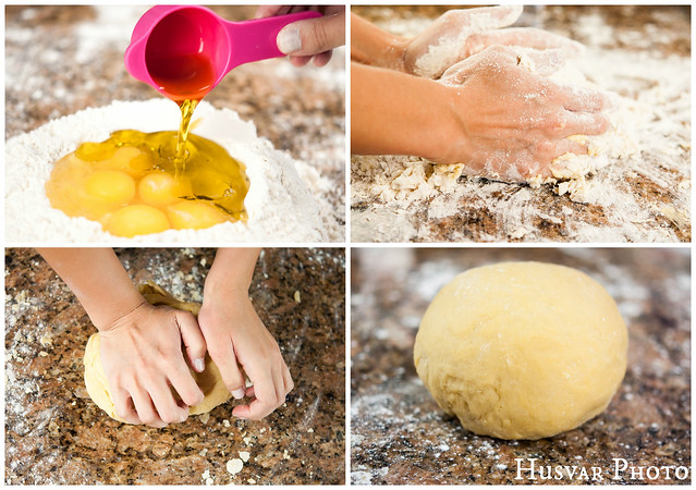 homemade pasta dough recipe in_the_know_mom