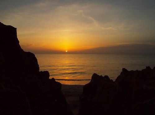 ocean beach sunrise rocks day florida cloudy stuart atlantic hutchinsonisland
