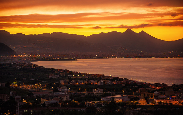 Palermo Sunset