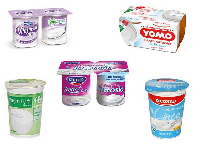Yogurt Consentiti Dieta Dukan