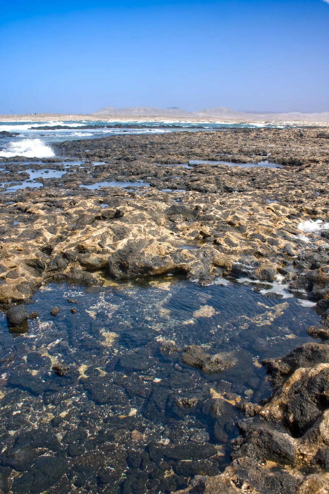 - Transparències al Far de El Cotillo - Fuerteventura