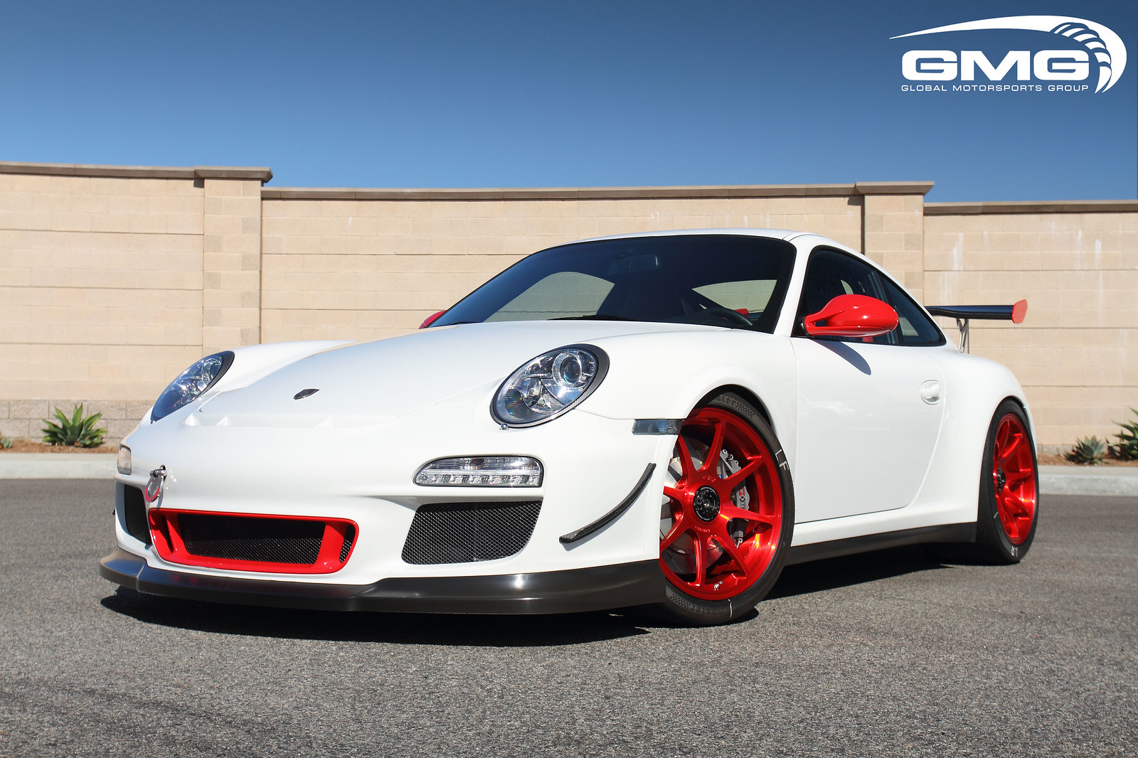 The Perfect Exposure Gmg Racing Porsche 997 2 Gt3rs W