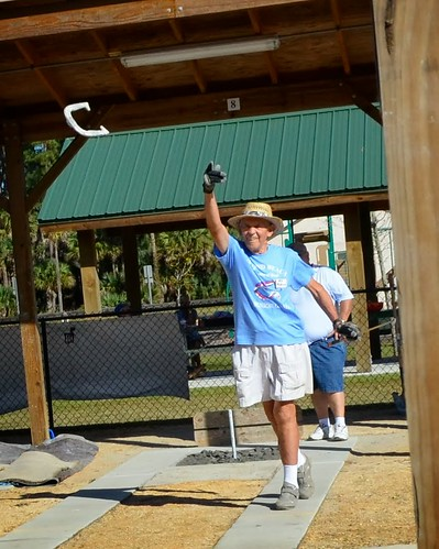 2013 Senior Games - Horseshoes