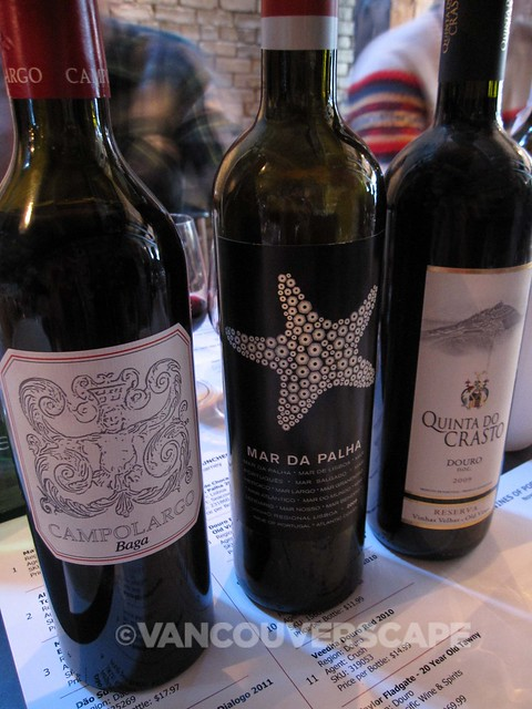 Wines of Portugal Tasting at Cuchillo-4