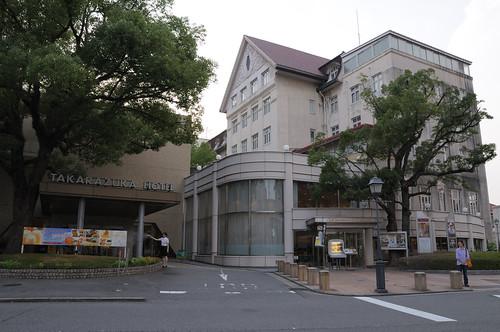 宝塚ホテル&カフェ・ソラレス