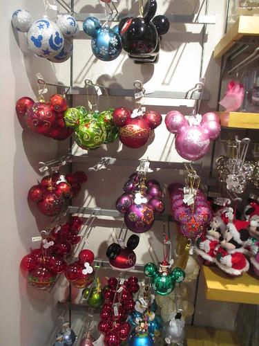 Vacaciones en orlando florida los adornos de navidad de for Adornos navidenos mickey mouse