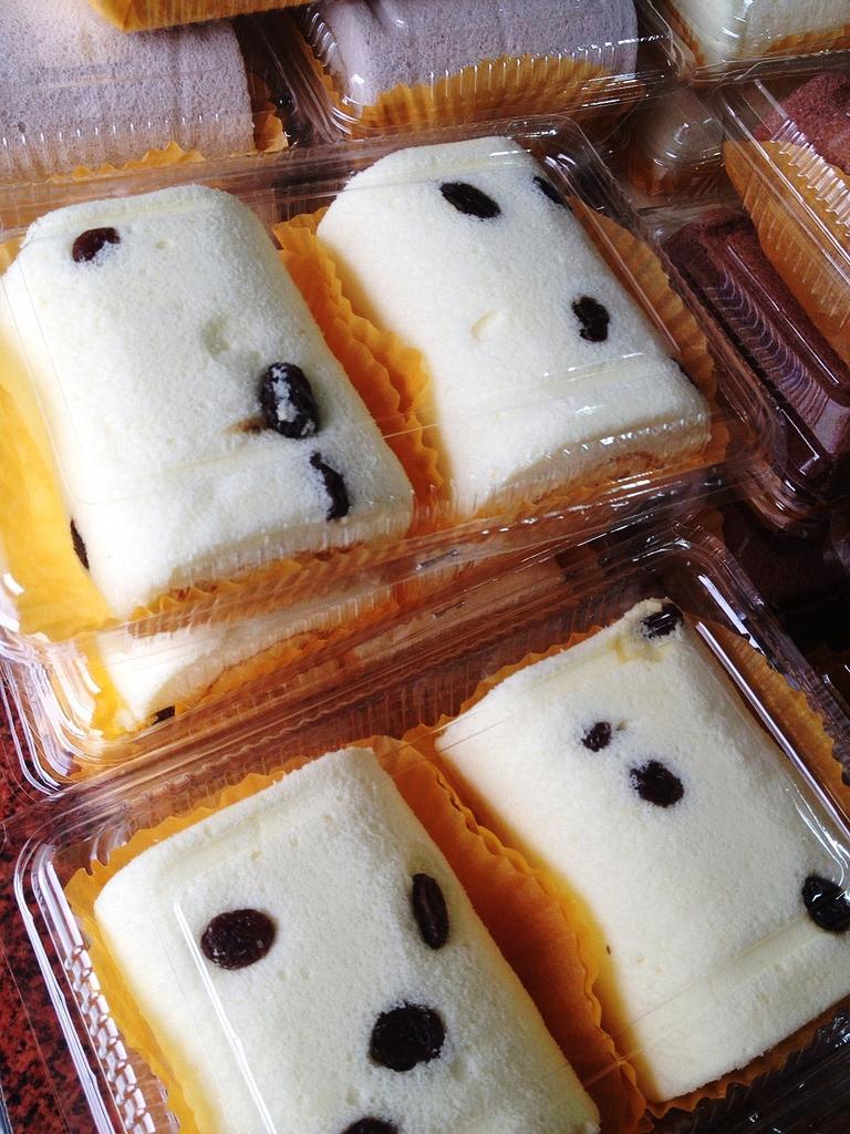 [美食] 林口 清爽好吃現烤蛋糕-玫之菓烘焙室