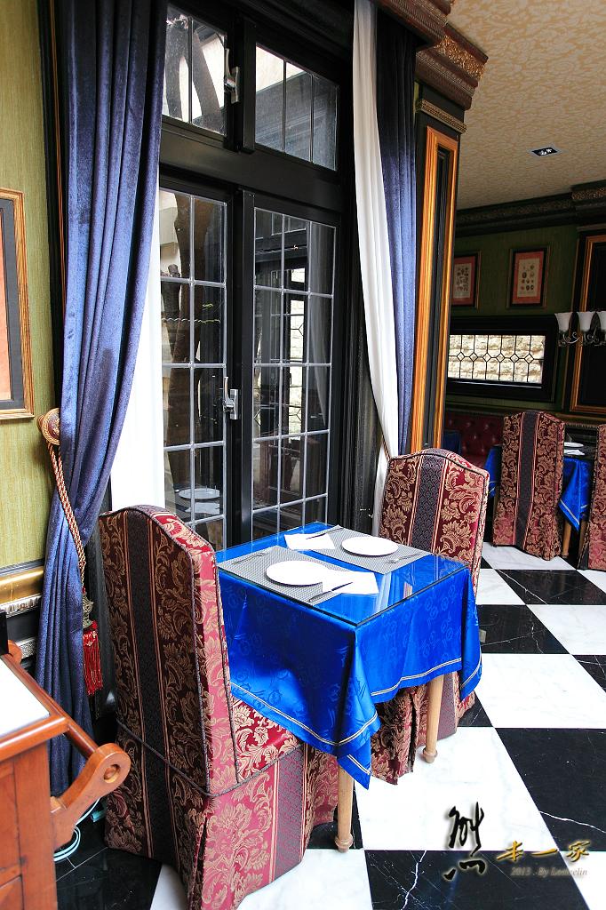 維吉諾餐廳 老英格蘭莊園民宿