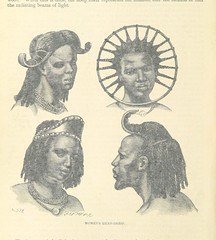 "British Library digitised image from page 456 of ""The Natural History of Man; being an account of the manners and customs of the uncivilized races of men ... With new designs by Angas, Danby, Wolf, Zwecker, etc, etc. Engraved by the Brothers Dalziel"""