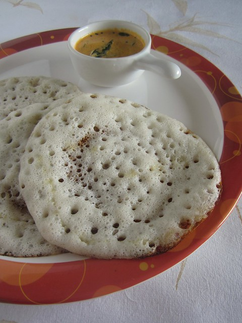 Mushti Polo/Fistful measure Dosa