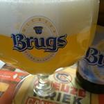 ベルギービール大好き!!ブルッグス Brugs