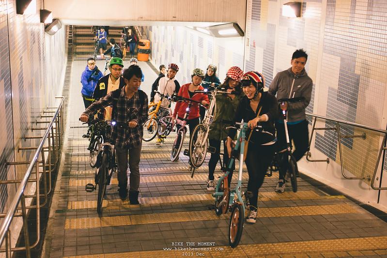 單車週末一六夜