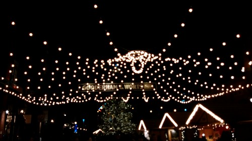 More Distillery District Christmasyness