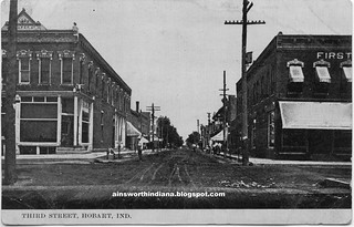 Main and Third ca 1912