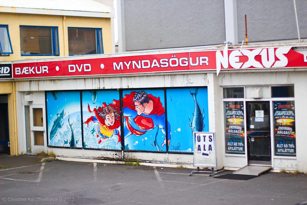 Reykjavik [23]