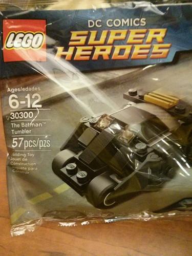 LEGO DC 30300