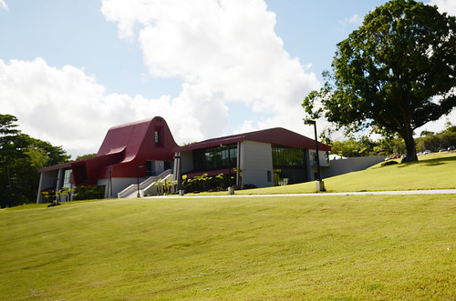 <p>In addition to Haleʻōlelo being a cultural and architectural landmark, the two-story complex is also a highly functional facility, spanning 36,760 square feet. Among its key features is a Performing Arts Auditorium and special-use rooms that include a library, curriculum and media resource room, tutorial, archive and telecom conference rooms, a computer lab, student and faculty meeting rooms and 30 offices.</p>