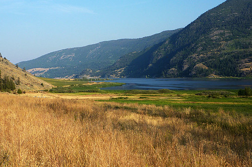 Nicola Lake, Nicola Valley, Thompson Okanagan, British Columbia, Canada