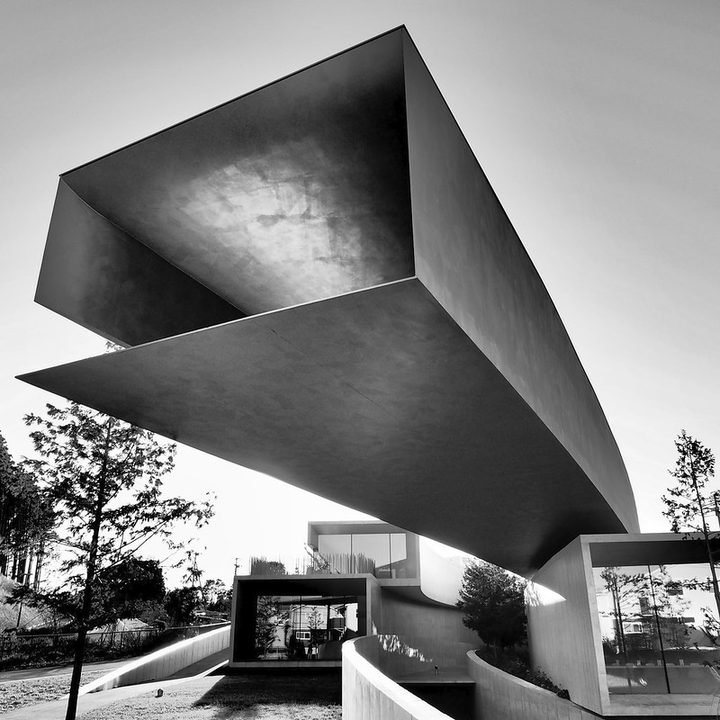 Photo:Hoki Museum By:marco ferrarin
