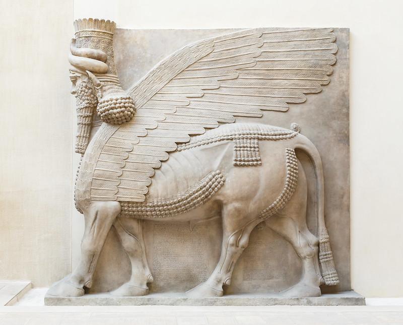 lamassu asirio
