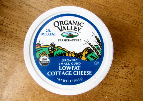 Organic Valley 2% Cottage Cheese