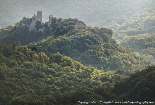 Old castle Respampani