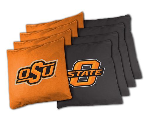 Oklahoma State Cowboys Cornhole Bags