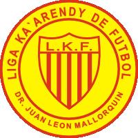 Escudo Selección  Ka'arendy de Fútbol