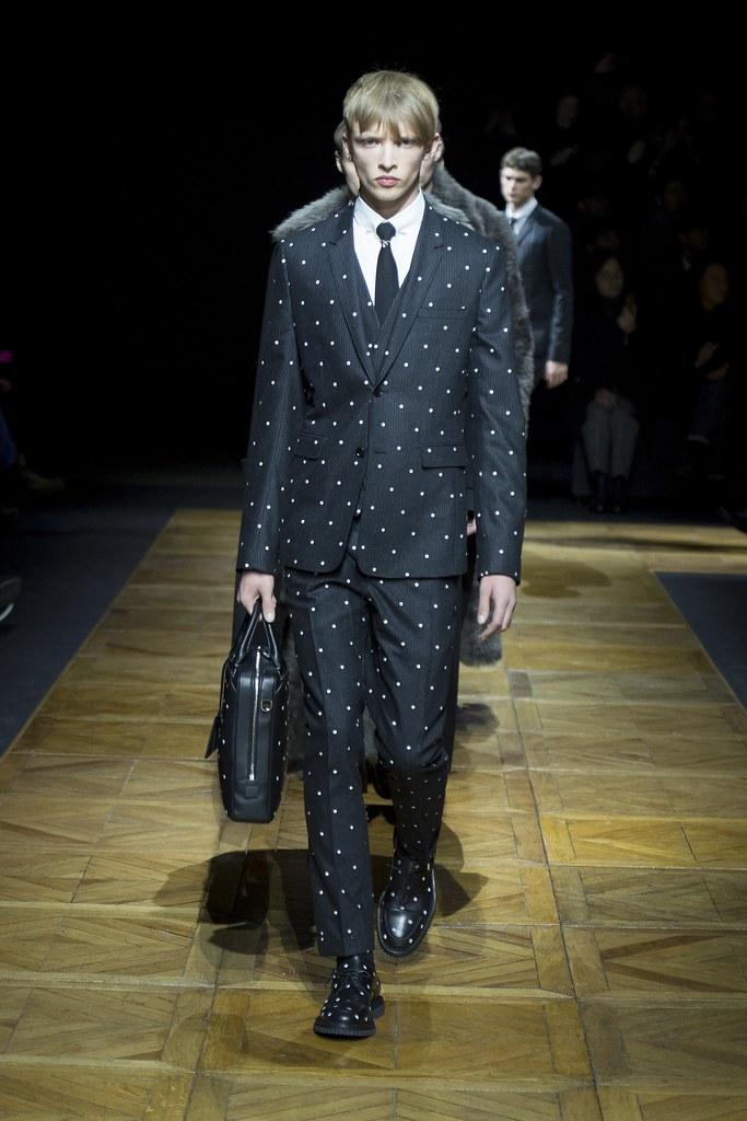 FW14 Paris Dior Homme045_Valters Medenis(VOGUE)