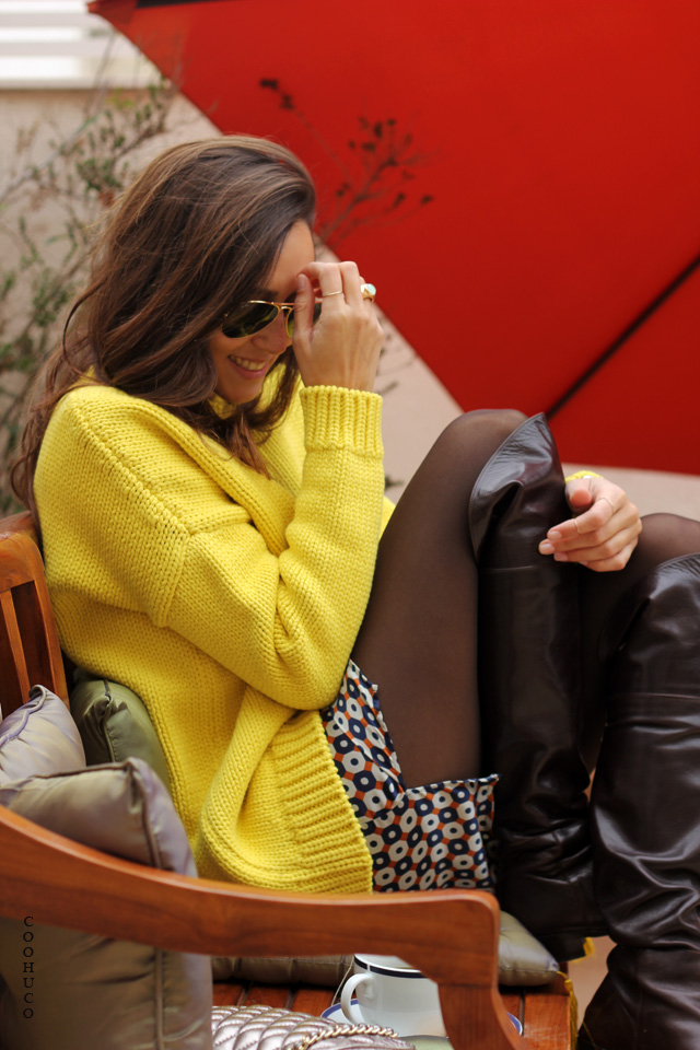 fashion trend yellow le carre 5