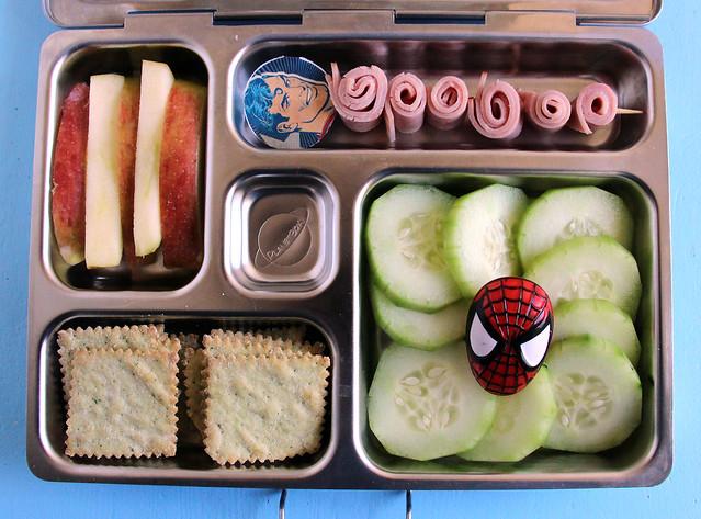 Preschool Bento #608