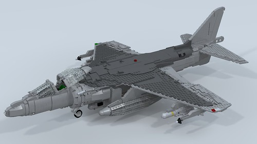 AV-8B Harrier II (Late Version)