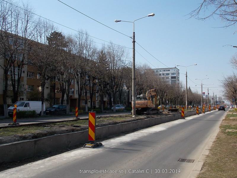 Traseul 102, etapa I: Bucla Nord ( Sp. Județean ) - Intersecție Republicii - Pagina 2 13605391315_5f4cacb200_c