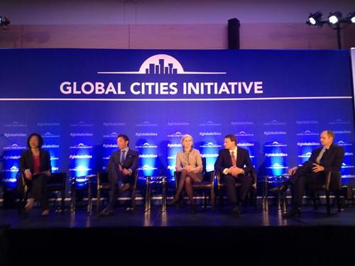 Brookings Panel in Seattle