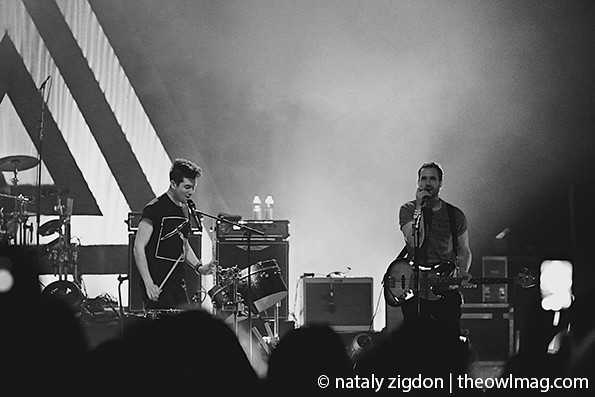 Bastille @ Warfield, SF 4/10/14