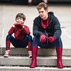 Spider-Man behind the scenes by Guardian Screen Images