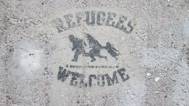 Refugees from Flickr via Wylio