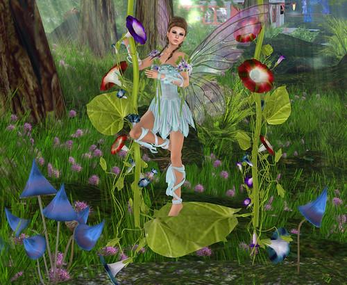 Little Blue Fairy