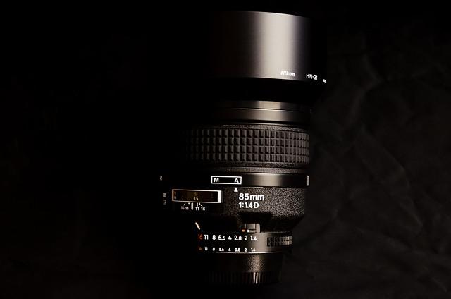 85mm F1.4D