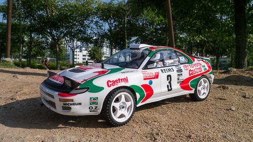toyota - [PHOTOS] Tamiya TA02 Castrol Toyota Celica GT-Four 13987381340_560850c9e6