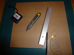 Cutting plates from MDF