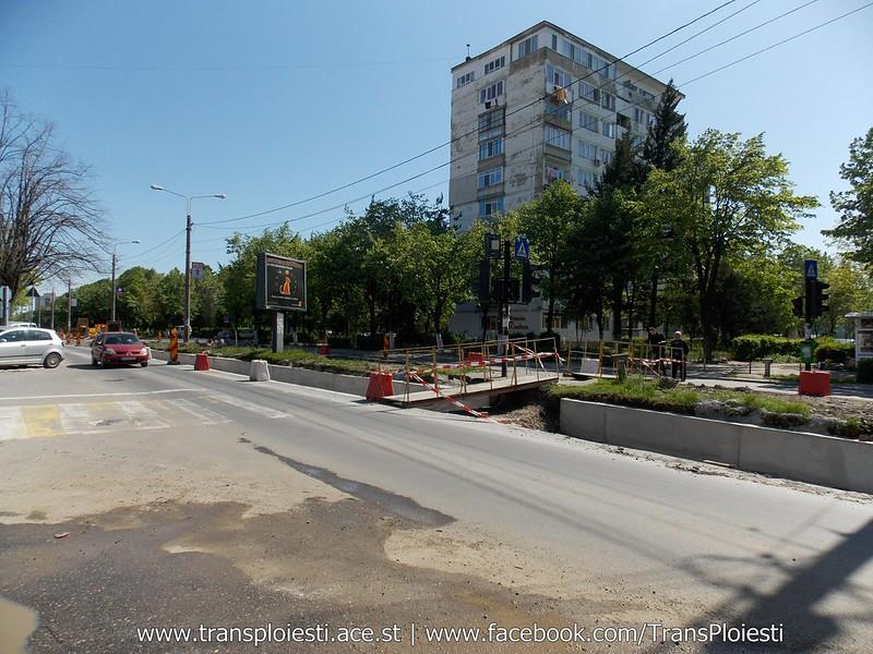 Traseul 102, etapa I: Bucla Nord ( Sp. Județean ) - Intersecție Republicii - Pagina 2 14033108494_8901431b9d_c