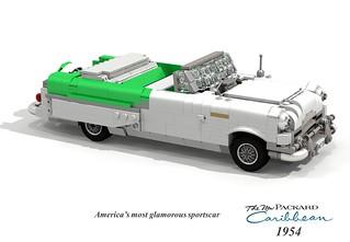 Packard Caribbean Convertible - 1954