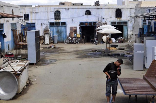La vida por las calles de Kairouan Kairouan, la cuarta ciudad más santa de la fe musulmana - 14148596893 b26629f7e3 z - Kairouan, la cuarta ciudad más santa de la fe musulmana