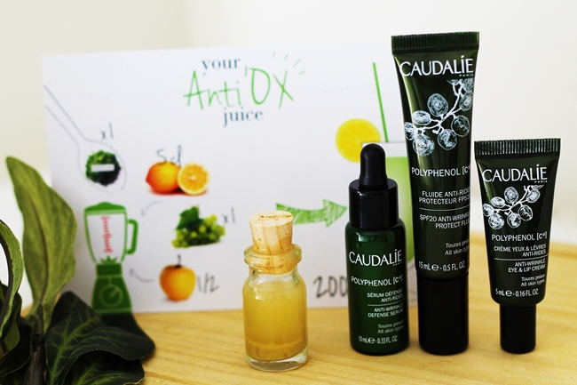 Review Caudalie Polyphenol C15 Anti-Ox