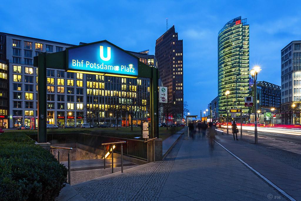 Hotel Berlin Potsdamer Platz Nh