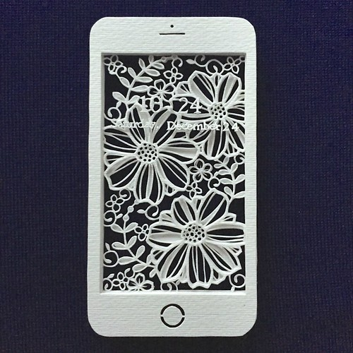 All Things Paper: Layered Paper Cuttings by Naho Katayama