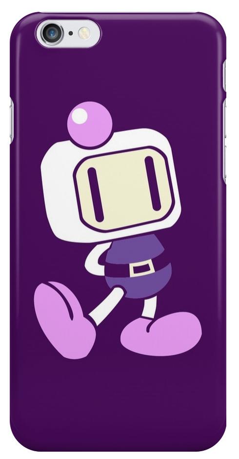 Carcasa Bomberman